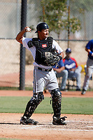 MIguel Gonzalez - Chicago White Sox 2009 Instructional League. .Photo by:  Bill Mitchell/Four Seam Images..