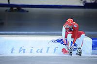 SCHAATSEN: HEERENVEEN: 27-06-2014, IJsstadion Thialf, Zomerijs training, ©foto Martin de Jong