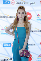 "LOS ANGELES - NOV 18:  Ruby Jay at the UCLA Childrens Hospital ""Party on the Pier"" at the Santa Monica Pier on November 18, 2018 in Santa Monica, CA"