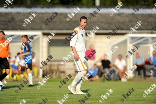 2012-07-25 / Voetbal / seizoen 2012-2013 / KFCO Wilrijk / Gert Michiels..Foto: Mpics.be