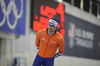 SPEEDSKATING: SALT LAKE CITY: 07-12-2017, Utah Olympic Oval, training ISU World Cup, Kai Verbij (NED), ©photo Martin de Jong