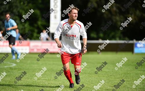2017-08-06 / Voetbal / Seizoen 2017-2018 / K Sint Job FC / Kenji Eggers<br /> <br /> ,Foto: Mpics.be