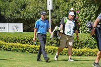 Justin Thomas (USA) heads down 2 during round 3 of the World Golf Championships, Mexico, Club De Golf Chapultepec, Mexico City, Mexico. 2/23/2019.<br /> Picture: Golffile | Ken Murray<br /> <br /> <br /> All photo usage must carry mandatory copyright credit (© Golffile | Ken Murray)