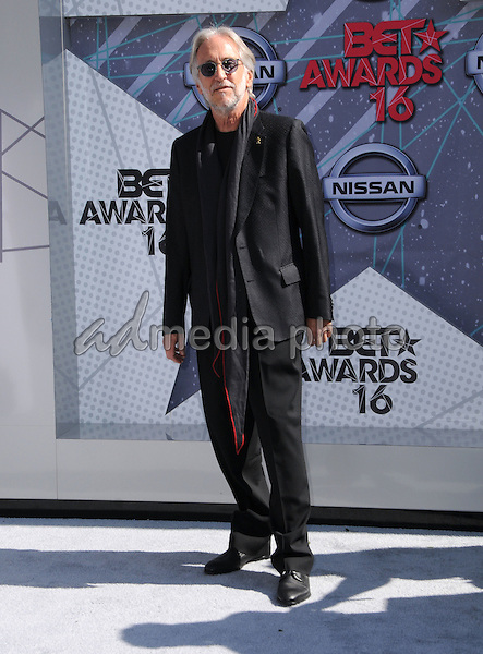 26 June 2016 - Los Angeles. Neil Portnow. Arrivals for the 2016 BET Awards held at the Microsoft Theater. Photo Credit: Birdie Thompson/AdMedia