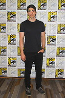 SAN DIEGO - July 22:  Brandon Routh at Comic-Con Saturday 2017 at the Comic-Con International Convention on July 22, 2017 in San Diego, CA