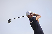 Harvey Byers (Walton Heath) on the 17th tee during Round 2 - Strokeplay of the North of Ireland Championship at Royal Portrush Golf Club, Portrush, Co. Antrim on Tuesday 10th July 2018.<br /> Picture:  Thos Caffrey / Golffile