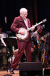 Steve Martin  on stage during 'Bright Star' In Concert at Town Hall on December 12, 2016 in New York City.