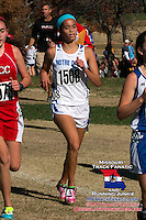 Notre Dame's Adilyn Mueller finished in 39th with a time of 20:44 in the Class 3 race.