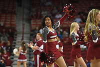 NWA Democrat-Gazette/J.T. WAMPLER Arkansas beat the Southern Illinois Salukis  Monday Nov. 14, 2016 at Bud Walton Arena in Fayetteville. The Razorbacks won 90-65.