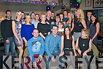 3-OH BIRTHDAY: Emer Clifford, Abbeydorney (seated 2nd right) celebrated her 30th birthday last Saturday night in Kirby's Brogue, Tralee with many friends and family.