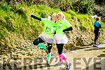 Clare Docherty and Aoife Smith. at the BWildered Challenge in Ballymacelligott on Saturday