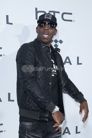 BROOKLYN, NY - OCTOBER 20: Young Dro on arrivals for TIDALx1020 Concert at Barclays Center in Brooklyn, NY on October 20, 2015. Credit: Abel Fermin/MediaPunch