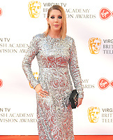 Katherine Ryan at the Virgin TV British Academy (BAFTA) Television Awards 2018, Royal Festival Hall, Belvedere Road, London, England, UK, on Sunday 13 May 2018.<br /> CAP/CAN<br /> &copy;CAN/Capital Pictures