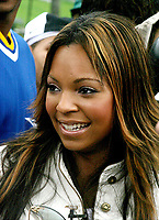 ASHANTI 2003 IN ASTORIA, New York CITY TO FILM A NEW MUSIC VIDEO.<br /> Photo By John Barrett/PHOTOlink