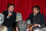 Alain Souchon & Laurent Voulzy à Bruxelles pour la présentation de leur album