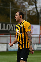 Martyn Woolford of Boston United during Carshalton Athletic vs Boston United, Emirates FA Cup Football at the War Memorial Sports Ground on 9th November 2019