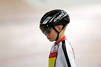 Cody Harvey of Southland competes in the U15 Boys 500m Time Trial at the Age Group Track National Championships, Avantidrome, Home of Cycling, Cambridge, New Zealand, Wednesday, March 15, 2017. Mandatory Credit: © Dianne Manson/CyclingNZ  **NO ARCHIVING**