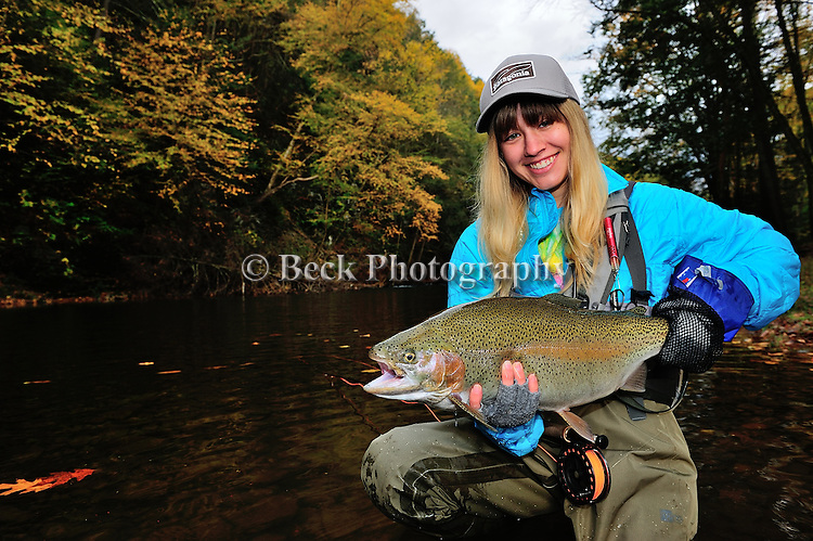 EMMA KARSHNER  FLY FISHING FALL