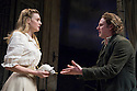 The Seagull by Anton Chekov ,A Royal Shakespeare Company Production Directed by Trevor Nunn. With  Romola Garai as Nina ,Richard Goulding as Konstantin . Opens at the Courtyard  Theatre Stratford Upon Avon  on 31/5/07   CREDIT Geraint Lewis