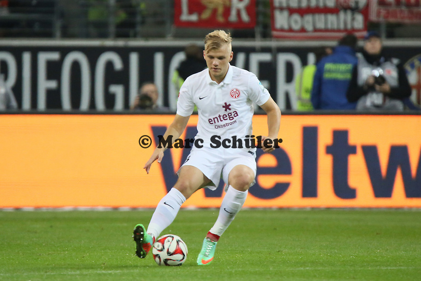 Johannes Geis (Mainz) - Eintracht Frankfurt vs. 1. FSV Mainz 05, Commerzbank Arena
