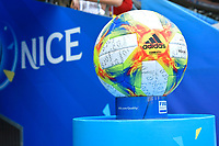 Ballon officiel<br /> Nice 09-06-2019 <br /> Football Womens World Cup <br /> England - Scotland <br /> Inghilterra - Scozia <br /> Photo Norbert Scanella / Panoramic/Insidefoto <br /> ITALY ONLY