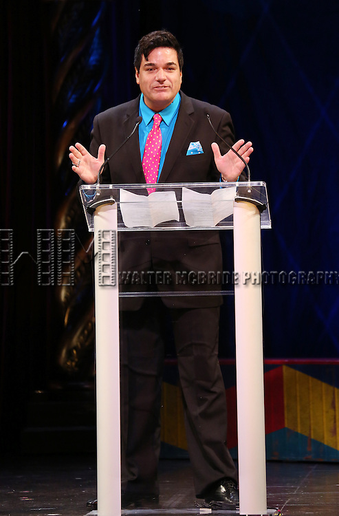 Dale Badway during the 69th Annual Theatre World Awards Presentation at the Music Box Theatre in New York City on June 03, 2013.