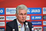 12.01.2018, BayArena, Leverkusen , GER, 1.FBL., Bayer 04 Leverkusen vs. FC Bayern M&uuml;nchen<br /> im Bild / picture shows: <br /> Pressekonferenz (PK) nach dem Spiel,  Jupp Heynckes Trainer / Headcoach (Bayern Muenchen), <br /> <br /> <br /> Foto &copy; nordphoto / Meuter