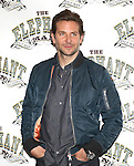 Bradley Cooper attends the 'The Elephant Man' Broadway Cast photo call at Sardi's on October 21, 2014 in New York City.