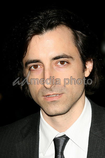 13 February 2006 - Beverly Hills, California - Noah Baumbach. 78th Annual Academy Award Nominees' Luncheon - Arrivals held at the Beverly Hilton Hotel.  Photo Credit: Zach Lipp/AdMedia