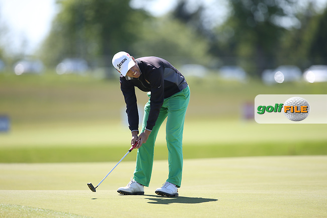 /{prsn}/ during Round Two of the 2015 Nordea Masters at the PGA Sweden National, Bara, Malmo, Sweden. 05/06/2015. Picture David Lloyd | www.golffile.ie