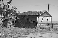 Abandoned Building in Oklahoma