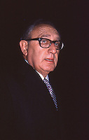 Henry Kissinger 1987 by Jonathan Green
