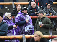 Picture by Anna Gowthorpe/SWpix.com - 15/04/2018 - Rugby League - Womens Super League - Bradford Bulls v Leeds Rhinos - Coral Windows Stadium, Bradford, England - Fans in the stands