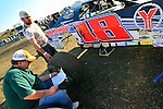 Feb 03, 2010; 4:34:51 PM; Gibsonton, FL., USA; The Lucas Oil Dirt Late Model Racing Series running The 34th Annual Dart WinterNationals at East Bay Raceway Park.  Mandatory Credit: (thesportswire.net)