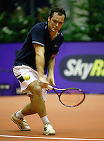 13-12-06,Rotterdam, Tennis Masters 2006, Paul Logtens  .