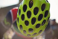 Dwars door Vlaanderen 2012.bee hive helmet