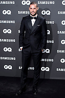 Mario Suarez attends the 2018 GQ Men of the Year awards at the Palace Hotel in Madrid, Spain. November 22, 2018. (ALTERPHOTOS/Borja B.Hojas) /NortePhoto.com