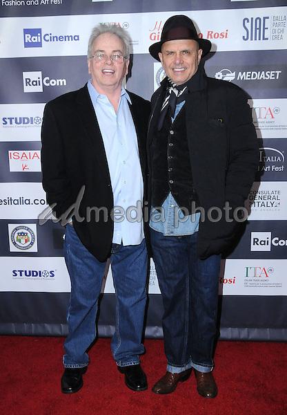 19 February 2017 - Hollywood, California - Bobby Moresco, Joe Pantoliano.  12th Annual Los Angeles - Italia Film Festival held at TCL Chinese 6 Theater. Photo Credit: Birdie Thompson/AdMedia