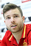 Spain's Asier Illarramendi in press conference after training session. March 21,2017.(ALTERPHOTOS/Acero)