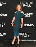 www.acepixs.com<br /> <br /> March 1 2017, LA<br /> <br /> Liv Hewson arriving at the premiere of 'Before I Fall' at the Directors Guild Of America on March 1, 2017 in Los Angeles, California<br /> <br /> By Line: Peter West/ACE Pictures<br /> <br /> <br /> ACE Pictures Inc<br /> Tel: 6467670430<br /> Email: info@acepixs.com<br /> www.acepixs.com