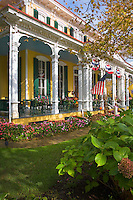 Mainstay Inn.Victorian Mansion.Cape May, New Jersey