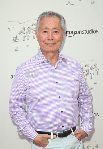 LOS ANGELES, CA - JULY 11: George Takei, at the premier of Don't Worry, He Won't Get Far On Foot on July 11, 2018 at The Arclight Hollywood in Los Angeles, California. Credit: Faye Sadou/MediaPunch