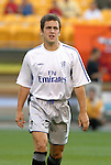 29 July 2004: Joe Cole. Chelsea of the English Premier League defeated AS Roma of La Liga at Heinz Field in Pittsburgh, PA in a ChampionsWorld Series friendly match..