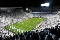 Penn State Beaver Stadium 'White Out'