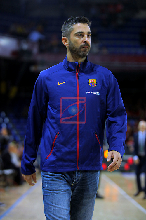 League ACB-ENDESA 2016/2017. Game: 5.<br /> FC Barcelona Lassa vs BEP-Real Betis Energia Plus: 80-58.<br /> Juan Carlos Navarro.