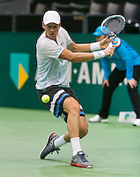 10-02-14, Netherlands,Rotterdam,Ahoy, ABNAMROWTT,Tomas Berdych(CZE)<br />