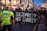 15.04.2016 - March With The Homeless - Solidarity Not Charity