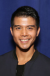 Telly Leung attend the photo Call for 'InTransit' at The New 42nd Street Studios on October 27, 2016 in New York City.