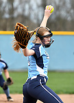4-21-17, Skyline High School vs Tecumseh High School varsity softball
