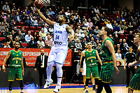 GRONINGEN - Basketbal , Donar - Petrolina AEK, Europe Cup, seizoen 2018-2019, 30-01-2019,  score Donar speler Lance Jeter